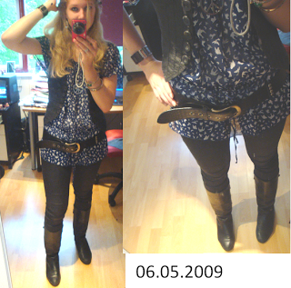 Outfit 6 may 2009