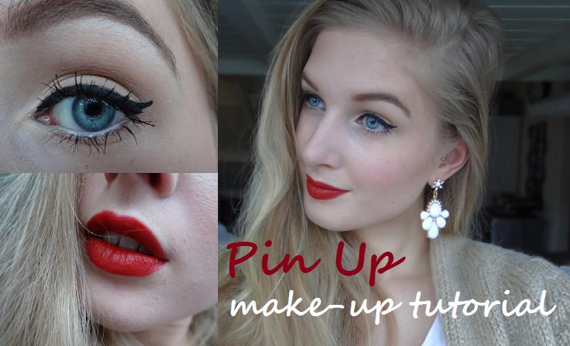 Make-up Tutorial: Pin-Up Look