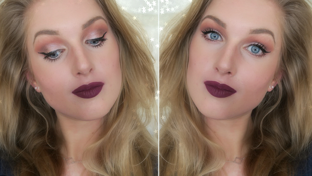 Kletsen & Makeuppen #2 – Burgundy, Bold Look